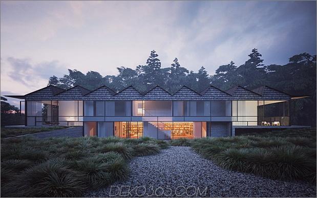 sah gedecktes Haus mit kreisförmigem Grundriss 1 thumb 630xauto 47988 Sah überdachtes Haus mit kreisförmigem Grundriss ist alles über Symmetrie