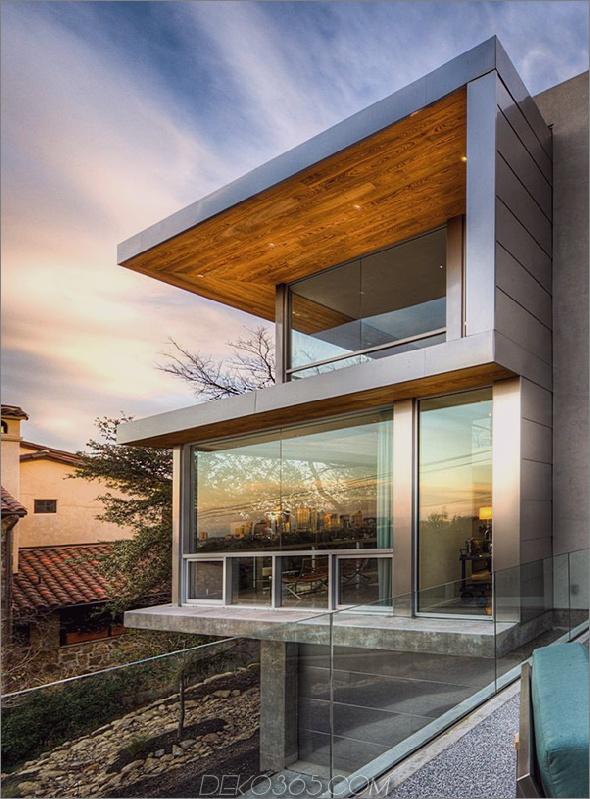 Passives Solarhaus Design Texas 8 Schöne zeitgenössische Häuser Passives Solarhaus in Texas