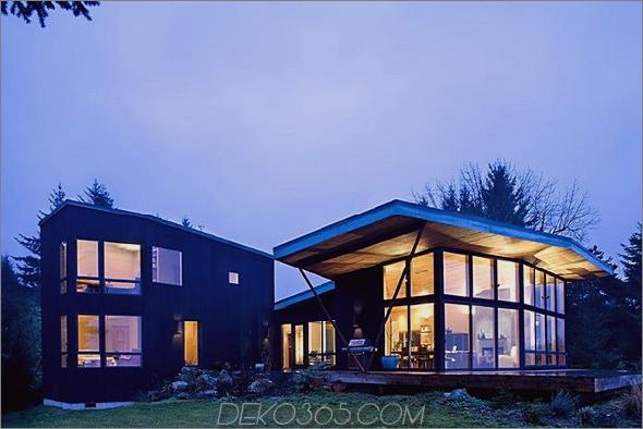 Vogelhaus 1 Schönes Landhaus - moderner luxuriöser Ausblick