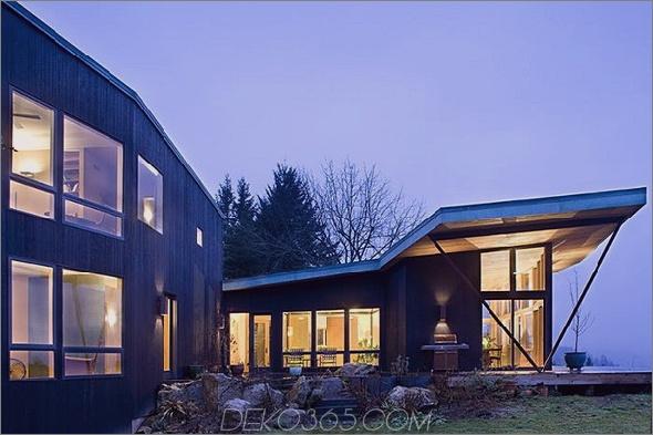 Vogelhaus 11 Schönes Landhaus - moderner luxuriöser Ausblick