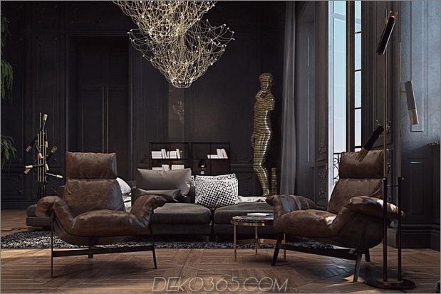 Schönes schwarzes Interieur in einem historischen Pariser Apartment_5c58df2ae1135.jpg