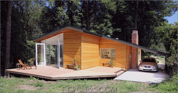 Holz Waldhaus mit modernem Interieur und Holzveredelungen 1 thumb 630xauto 36220 Lovely Summer House Design