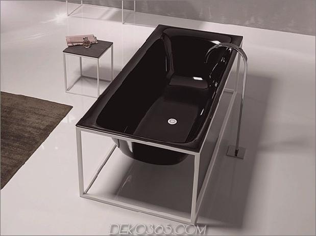 Schwarze Badewannen für moderne Badezimmerideen mit freistehender Installation_5c590ca291a84.jpg