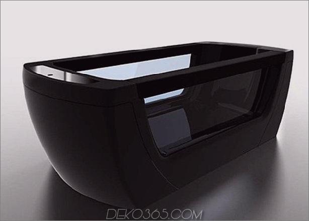 Schwarze Badewannen für moderne Badezimmerideen mit freistehender Installation_5c590ca44303d.jpg