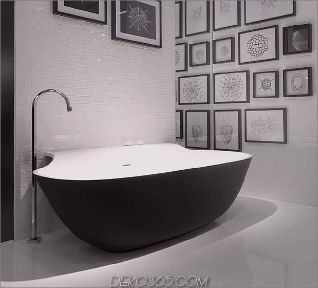 Schwarze Badewannen für moderne Badezimmerideen mit freistehender Installation_5c590ca495af8.jpg