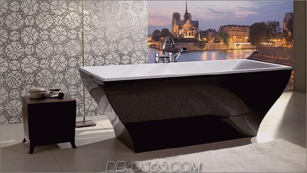 Schwarze Badewannen für moderne Badezimmerideen mit freistehender Installation_5c590ca521440.jpg