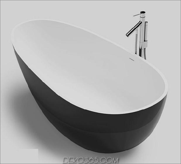 Schwarze Badewannen für moderne Badezimmerideen mit freistehender Installation_5c590ca693369.jpg