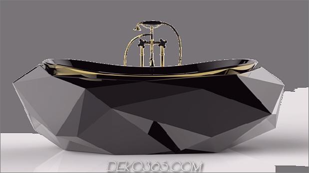 Schwarze Badewannen für moderne Badezimmerideen mit freistehender Installation_5c590ca9d2ce8.jpg