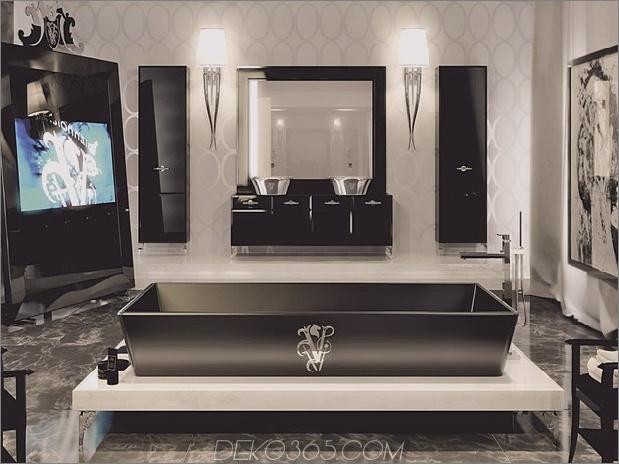 Schwarze Badewannen für moderne Badezimmerideen mit freistehender Installation_5c590caa9f2cd.jpg