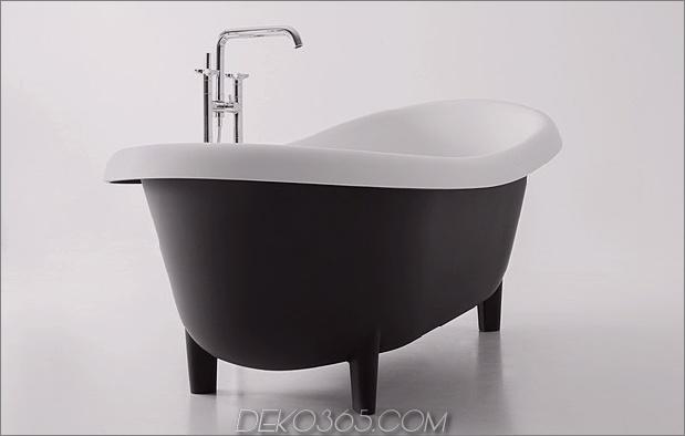 Schwarze Badewannen für moderne Badezimmerideen mit freistehender Installation_5c590cabd19ac.jpg