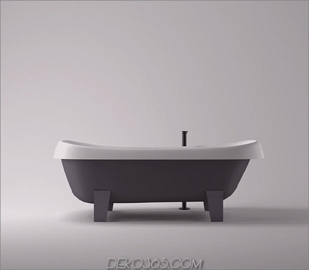 Schwarze Badewannen für moderne Badezimmerideen mit freistehender Installation_5c590cac87e1e.jpg