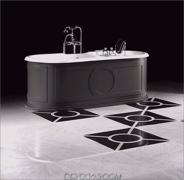 Schwarze Badewannen für moderne Badezimmerideen mit freistehender Installation_5c590cad38f6e.jpg