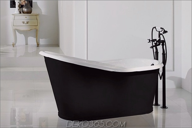 Schwarze Badewannen für moderne Badezimmerideen mit freistehender Installation_5c590cad88cfa.jpg