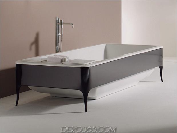 Schwarze Badewannen für moderne Badezimmerideen mit freistehender Installation_5c590caecd85c.jpg