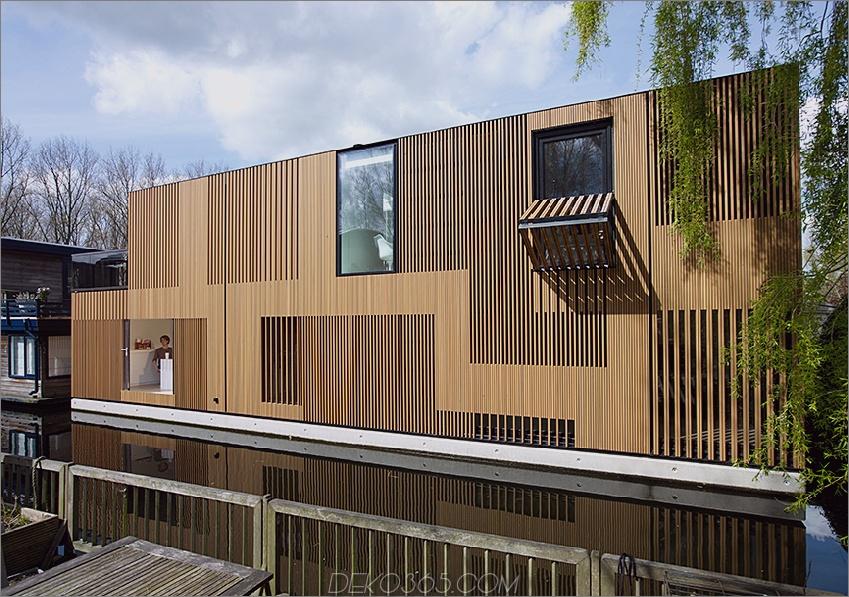 Water Villa von FRAMEWORK Architects & Studio PROTOTYPE