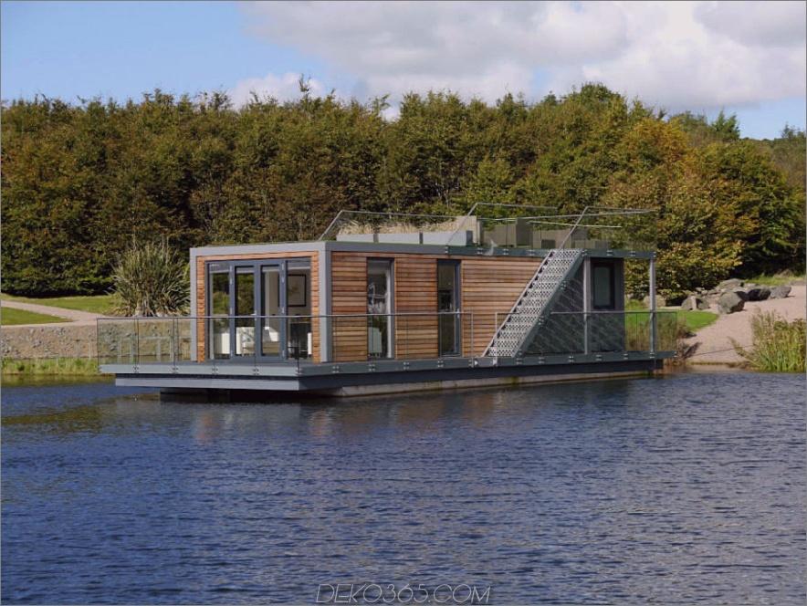 Bluefield Hausboot