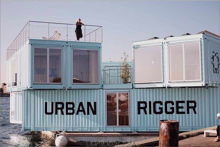 Urban Rigger College-Einheit