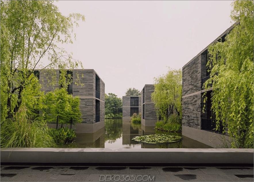 Xixi Wetland Estate von David Chipperfield