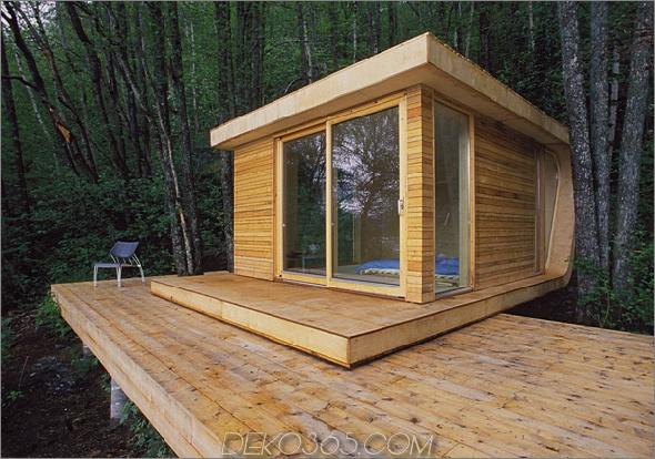 Seehausarchitektur saunders 2 Seehausarchitektur mit modernem Dach
