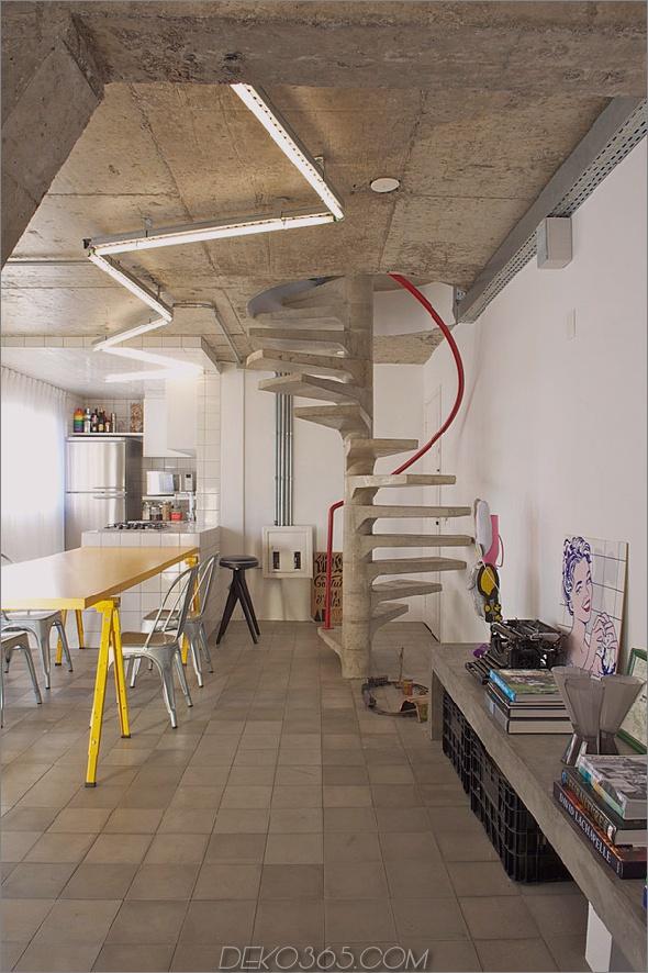 Sichtbeton-Innenarchitektur Sao Paulo 1 Sichtbeton-Innenarchitektur in Sao Paulo