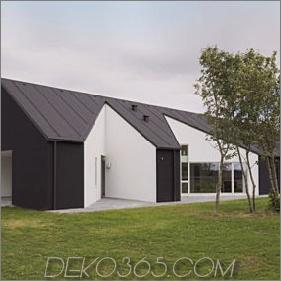 Modernes Landhaus in Dänemark