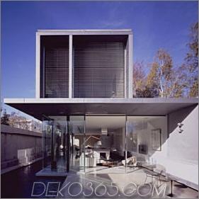 Australien Home Design - Zeitgenössisches Betonhaus