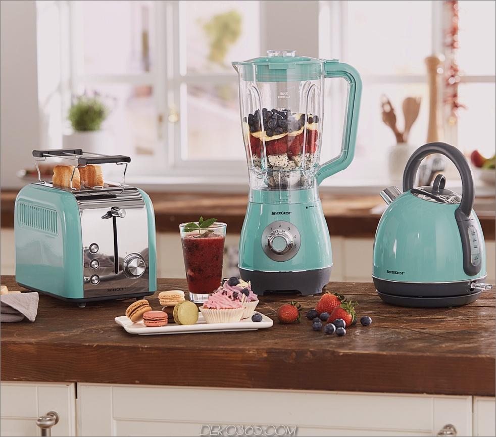 Lidl Küchenbereich Sind Sie bereit, bunte Geräte zu integrieren?