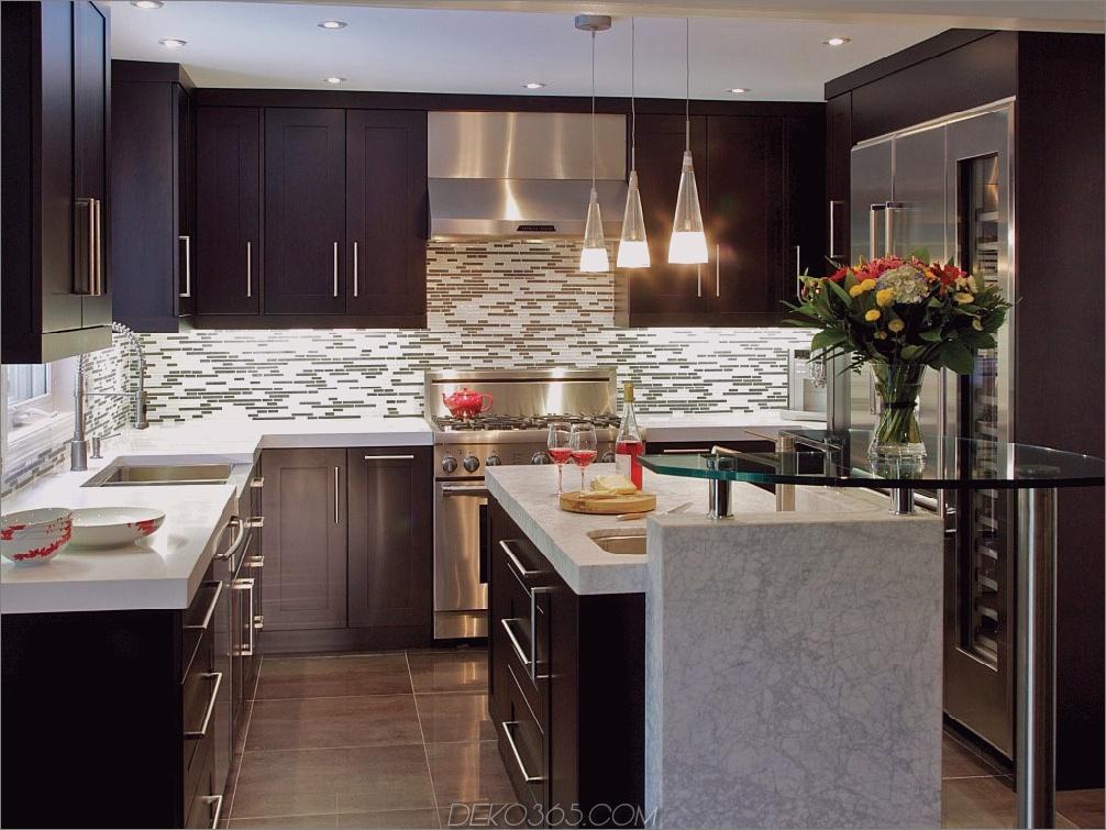 ktichen mit griffen Wie Sie Ihre Küche mit einem Budget auffrischen können