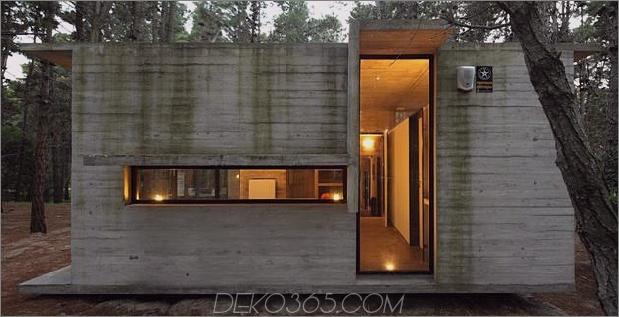 Treppe Typ Diagonale Haus aus Beton und Glas 1 thumb 630x322 28301 Sommerhaus aus Beton und Glas