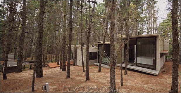 Treppe Typ Diagonale Haus aus Beton und Glas 9 thumb 630x324 28303 Sommerhaus aus Beton und Glas