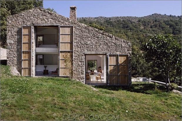 spanischer Stall verwandelte zeitgenössischen Stein% thumb 630x419 9426 Spanischer Stall verwandelte zeitgenössisches Steinhaus