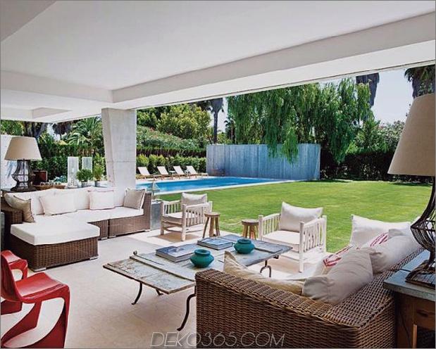 Spanisches Sommerhaus mit modernem Design für den Außenbereich 1 thumb 630x504 12656 Spanisches Sommerhaus mit charmantem eklektischem Interieur