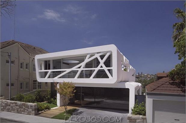 städtisches Strandhaus mit ultramoderner Straßenpräsenz 2 thumb 630x419 10458 Städtisches Strandhaus mit ultramoderner Straßenpräsenz