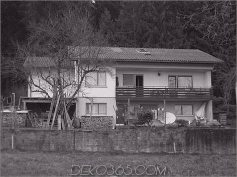 skulpturales Holzhaus mit gestapelten Ergänzungen für drei Familien 10.jpg