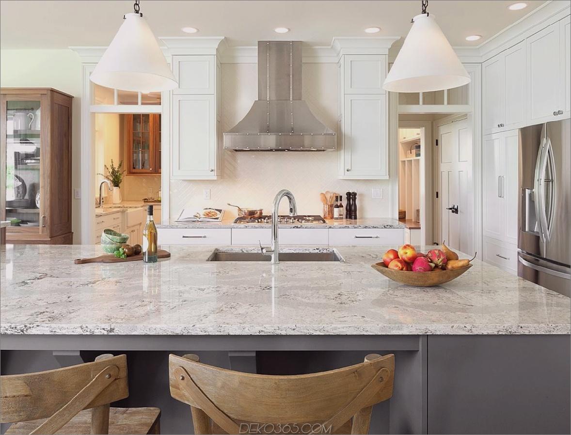 Quarz-Küche Stilvolle Küchen, die zeitlos schreien