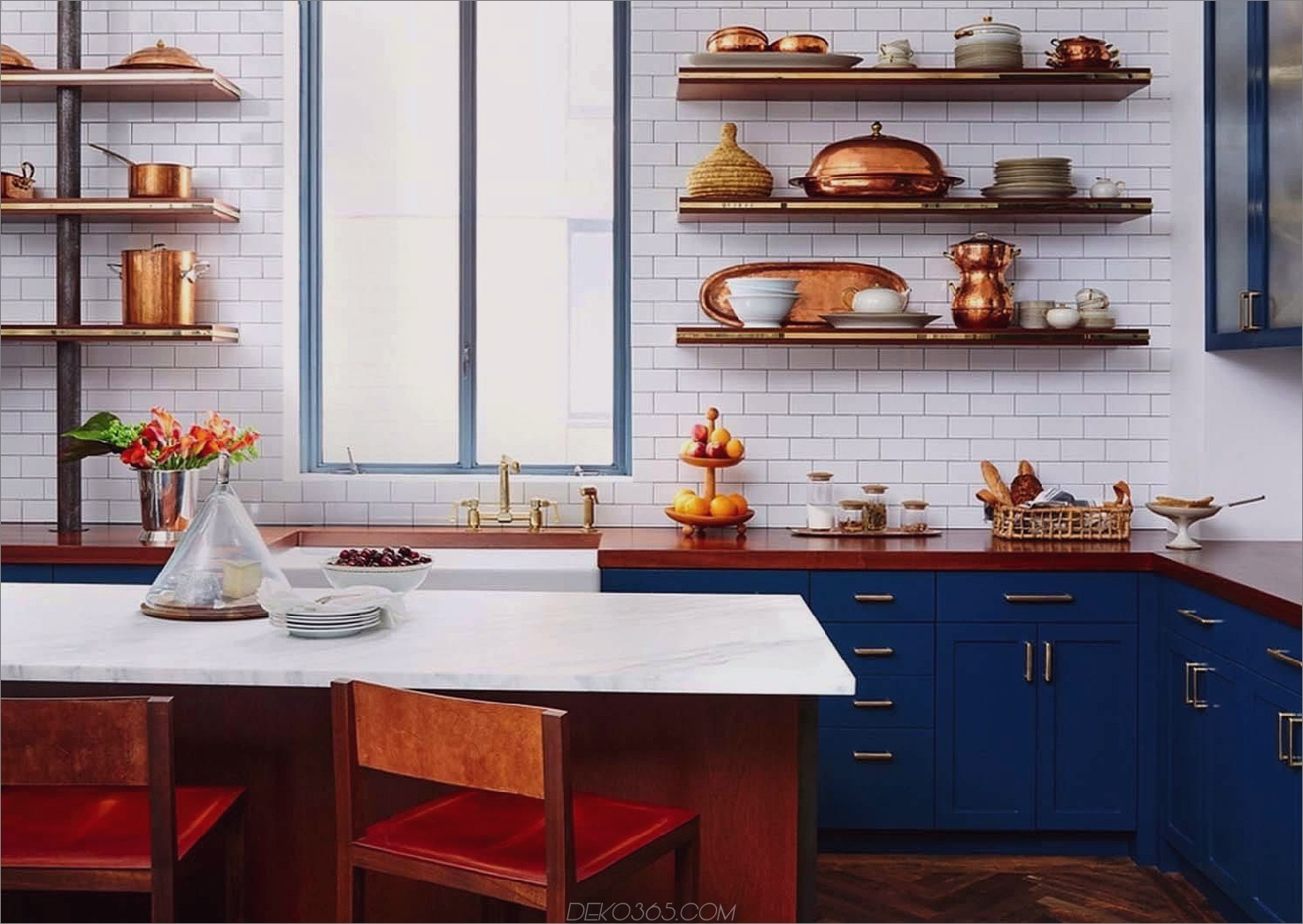 lack kupfer Stilvolle Küchenarbeitsplatten-Ideen, die hier bleiben werden