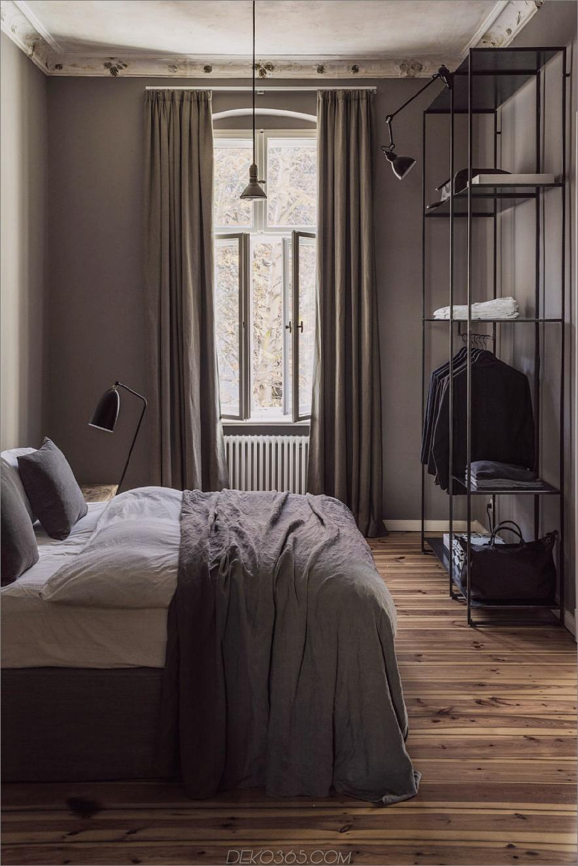 Ein Schlafzimmer für Reisende