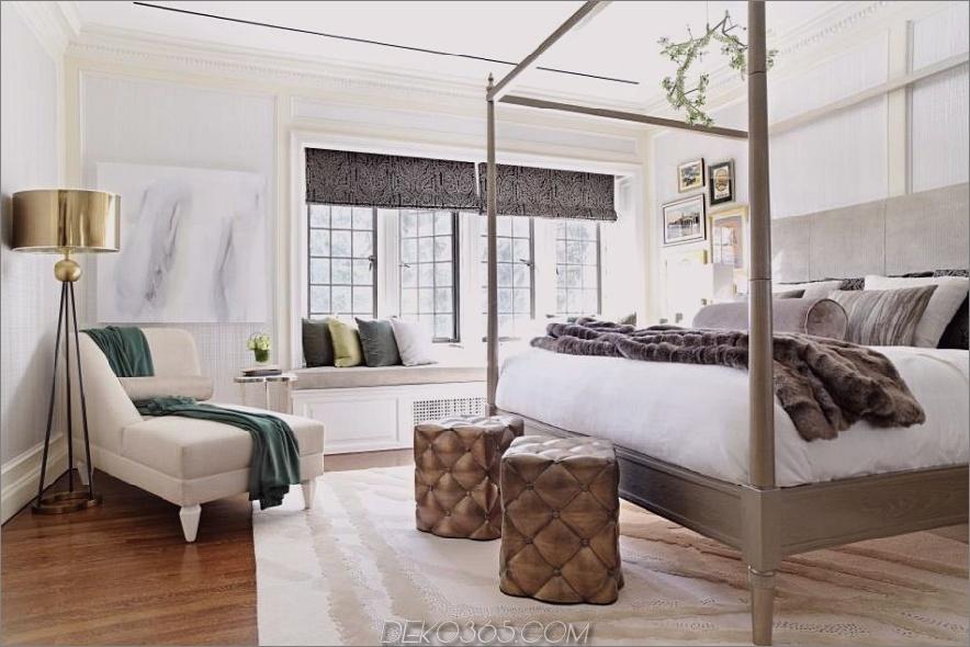 Geschmackvolles Schlafzimmer von Kelly Sutton