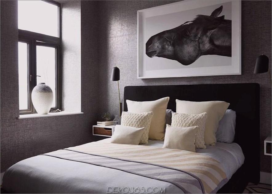 Absolut cooles Schlafzimmer von Decor Aid