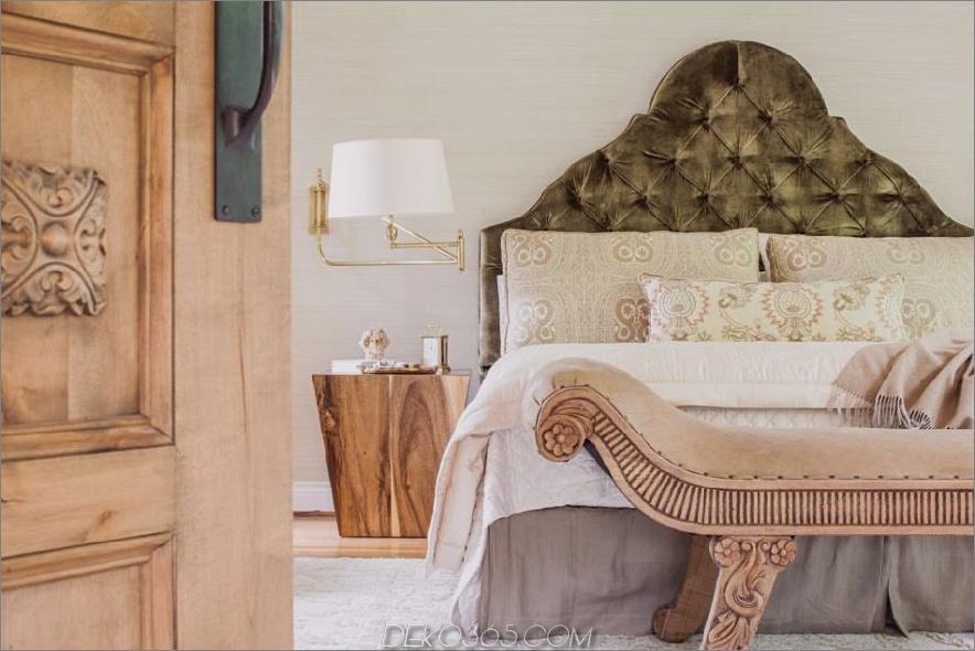 Eklektisches Schlafzimmer von Marie Flanigan Interiors