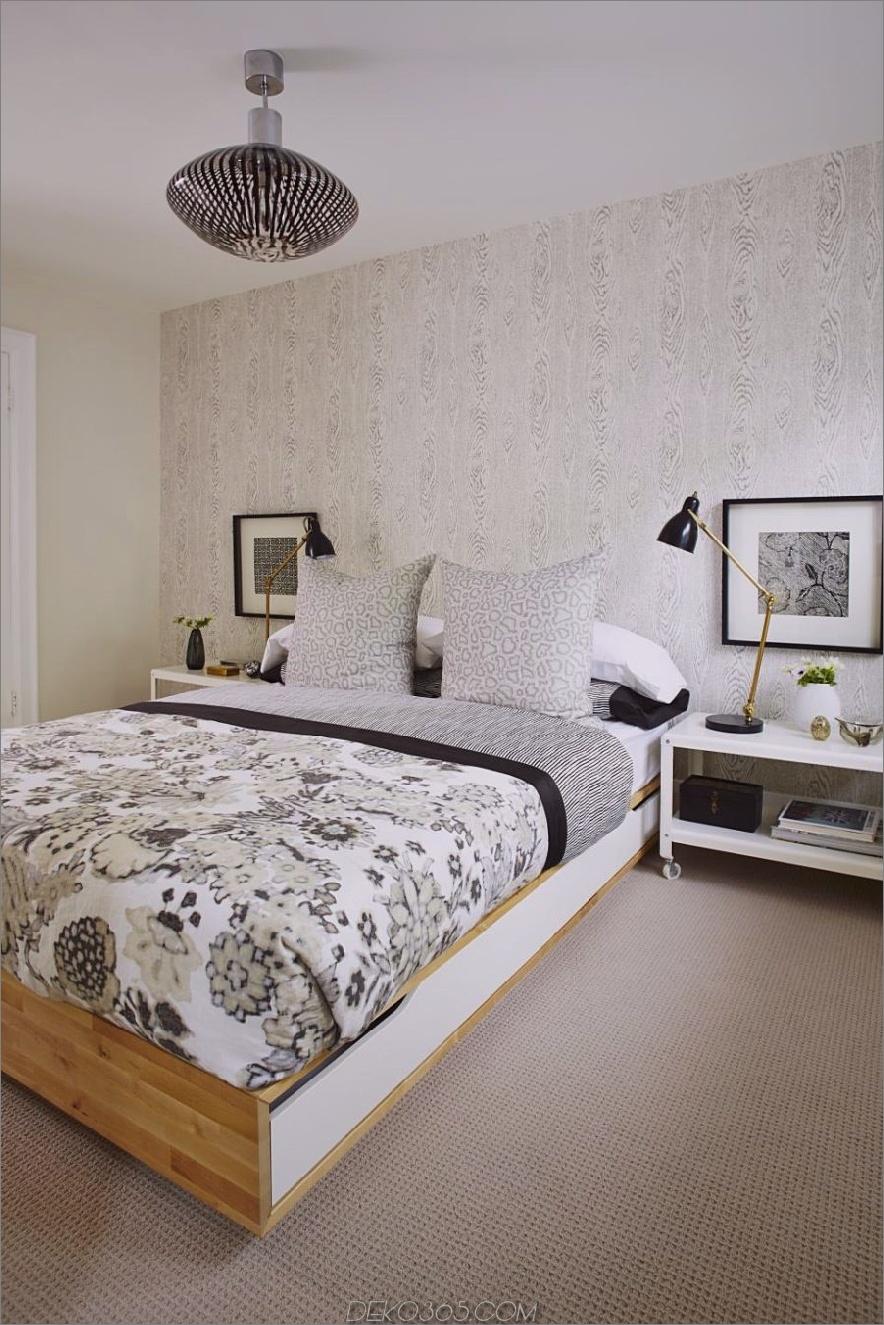 Mischung aus Traditionalismus und Modernität im Schlafzimmer von Sarah Richardson