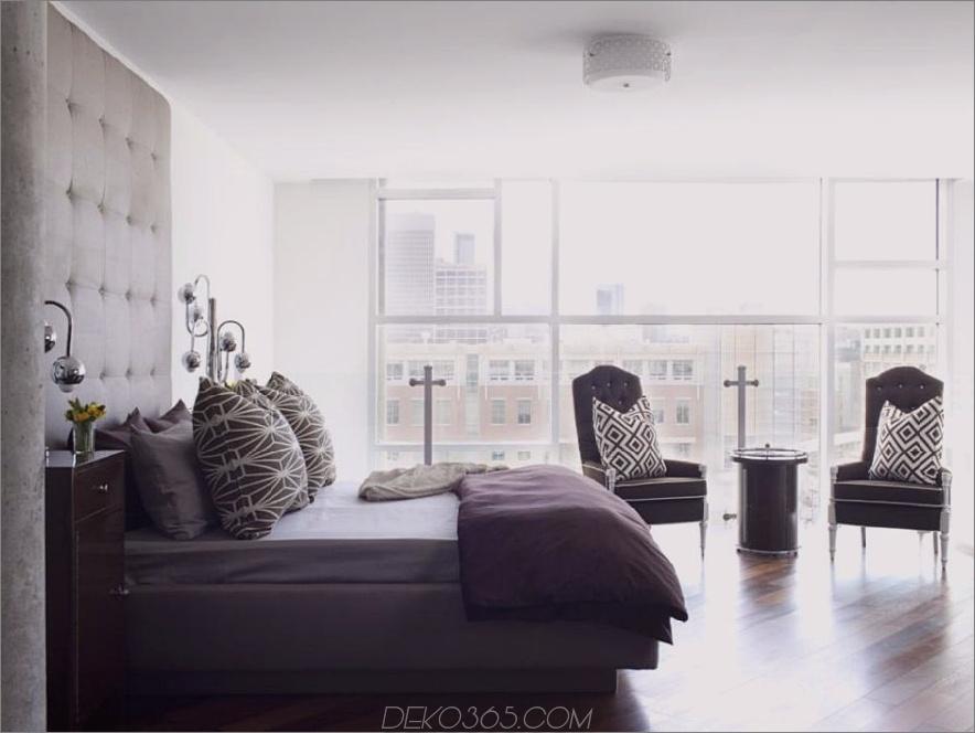 Lichtdurchflutetes Schlafzimmer von Brian Patrick Flynn