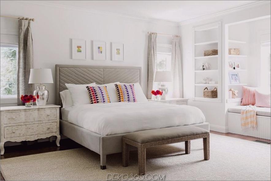 Reine Eleganz in einem Schlafzimmer von Chango und Co.