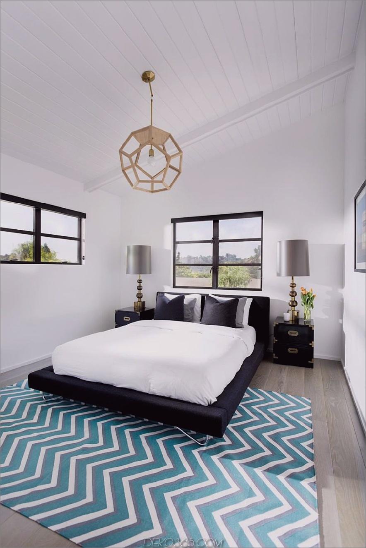 Zeitgenössisches modernes Schlafzimmer von Brown Design Group