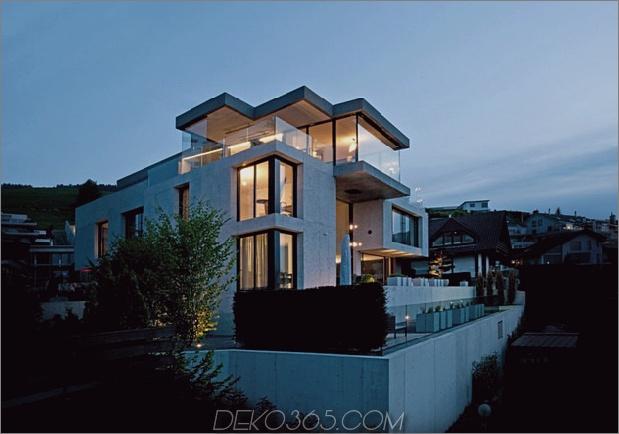 viel stil platz in einem kühlen betonhaus 1 thumb 630x441 10809 Stilvolles und geräumiges Betonhaus