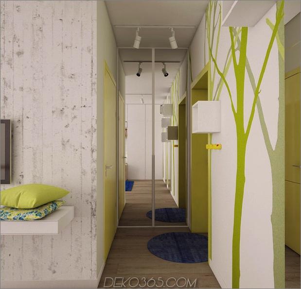 winzig kleine wohnung entworfen hell geräumig 2 foyer daumen 630xauto 43921 Winzige wohnung von Teeny Clever entworfen, um sich hell und geräumig zu fühlen