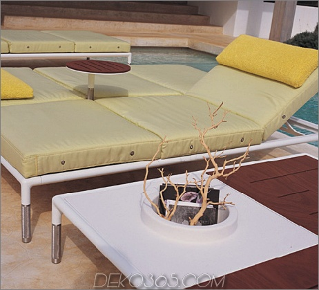 bb italia outdoor furniture frühling 4 Patio Furniture von B & B Italia, die neue moderne Terrassenkollektion von Frühling