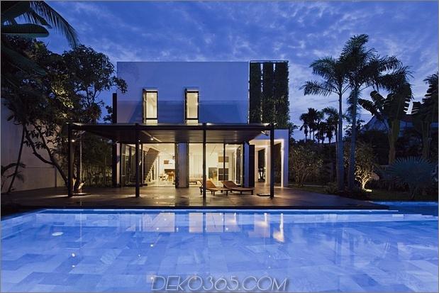 Renovierung verwandelt offene Wohnwände nach Hause 2 thumb 630xauto 48224 Thao-Dien-Haus: Großraum mit lebenden Wänden