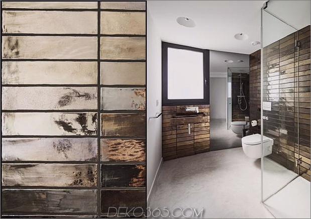reflektierende badfliese thumb 630xauto 52607 Die 10 besten Fliesendesign-Ideen für ein modernes Badezimmer für 2015