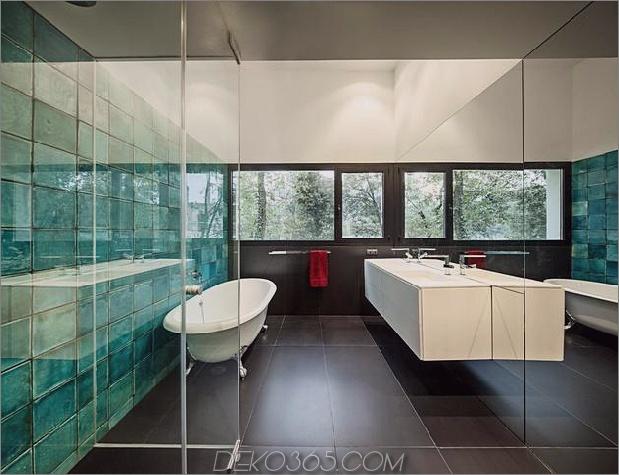reflektierende fliese türkis farbe daumen 630xauto 52609 Top 10 Design-Ideen für ein modernes Badezimmer für 2015